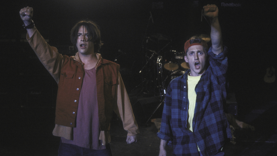 bill and ted bogus